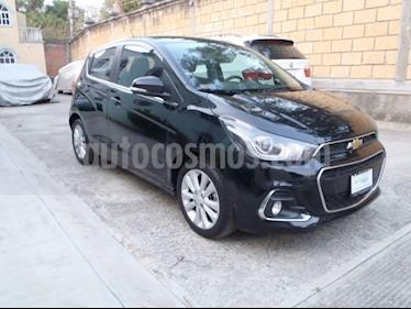 Chevrolet Spark Premier CVT usado (2019) color Negro Onix precio $189,000