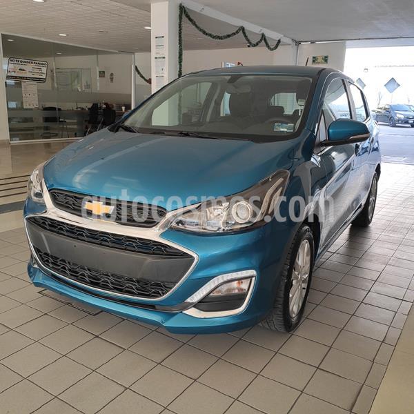 Chevrolet Spark LTZ usado (2019) color Azul precio $188,900