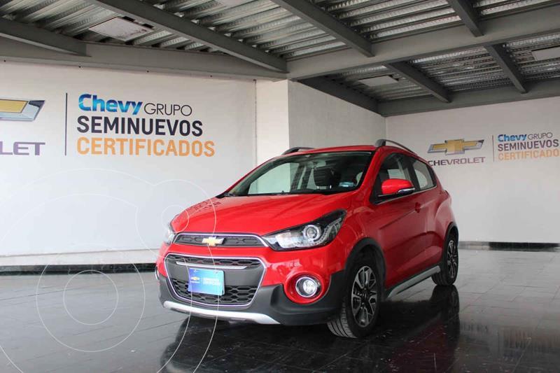 Chevrolet Spark Active usado (2018) color Rojo precio $210,000