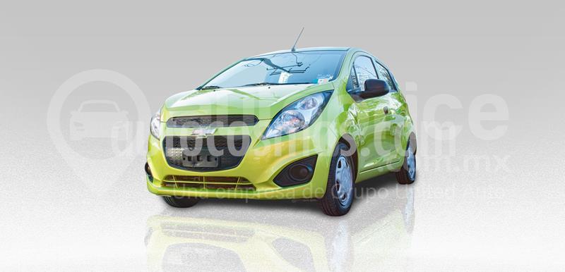 Chevrolet Spark Paq B usado (2017) color Verde precio $125,000