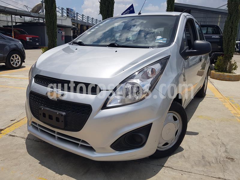 Chevrolet Spark LS usado (2015) color Plata Metalico precio $99,000