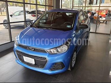 Chevrolet Spark LT usado (2018) color Azul precio $131,000