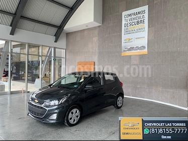 Foto Chevrolet Spark LT CVT usado (2019) color Gris precio $189,000