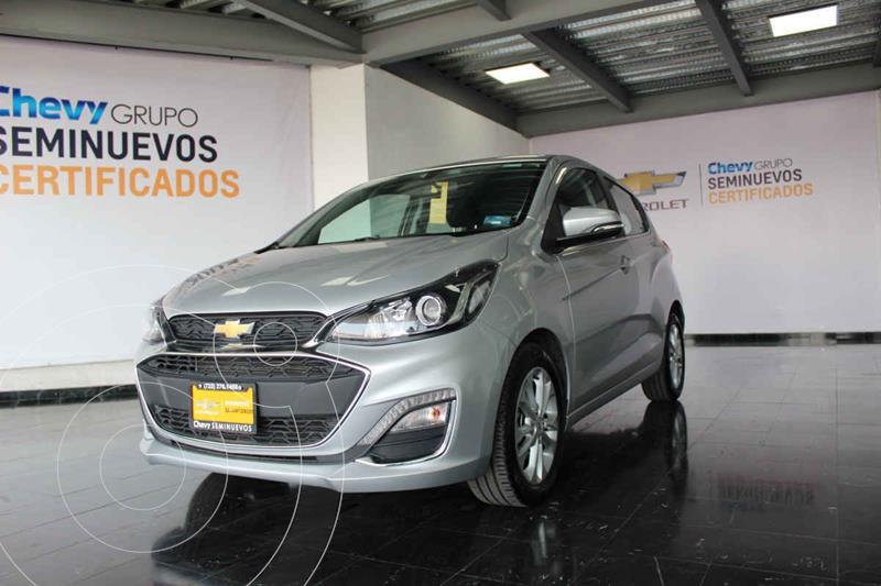 Chevrolet Spark LTZ usado (2019) color Plata Dorado precio $225,000