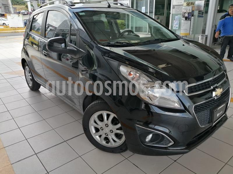 Chevrolet Spark LT usado (2017) color Negro precio $134,000