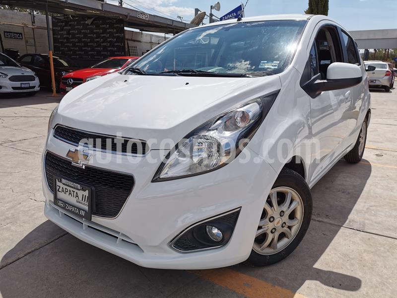 Chevrolet Spark LTZ usado (2016) color Blanco precio $135,000