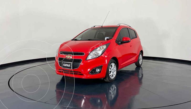 Foto Chevrolet Spark LTZ usado (2015) color Rojo precio $122,999