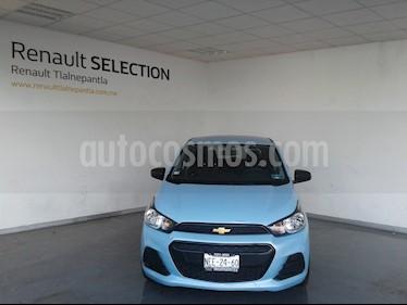 Chevrolet Spark LT usado (2016) color Azul precio $145,000
