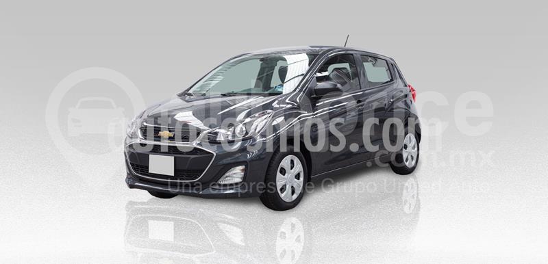 Chevrolet Spark LT usado (2020) color Gris precio $198,000