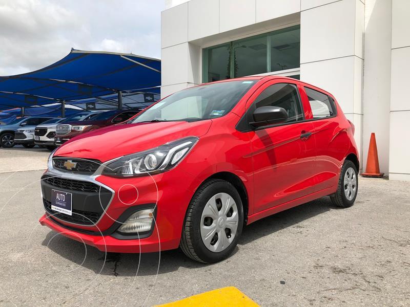 Foto Chevrolet Spark LT usado (2019) color Rojo precio $195,000