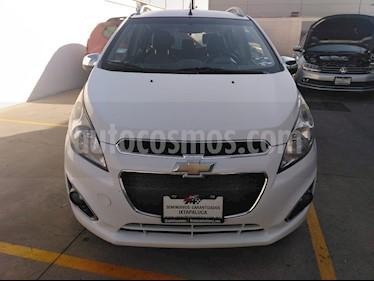 foto Chevrolet Spark LTZ usado (2014) color Blanco precio $115,000