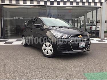 Chevrolet Spark LT usado (2018) color Negro precio $160,000
