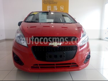 Chevrolet Spark LT CVT usado (2016) color Rojo precio $130,000