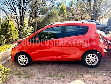 Chevrolet Spark LTZ usado (2014) color Rojo Giga precio $105,000