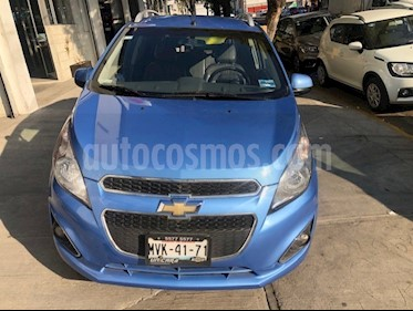 Chevrolet Spark LTZ usado (2015) color Azul Denim precio $108,000