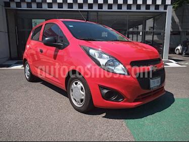 Chevrolet Spark LT CVT usado (2017) color Rojo precio $115,000
