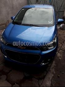 Chevrolet Spark LTZ usado (2018) color Azul Espacio precio $190,000