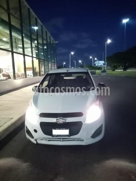 Chevrolet Spark Active usado (2017) color Blanco precio $115,000