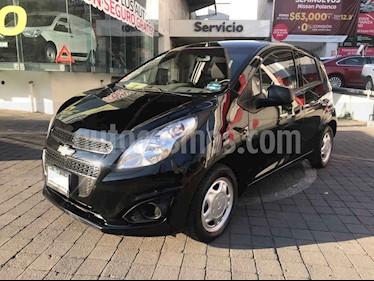 Chevrolet Spark 5p LS A TM usado (2016) color Negro precio $119,000