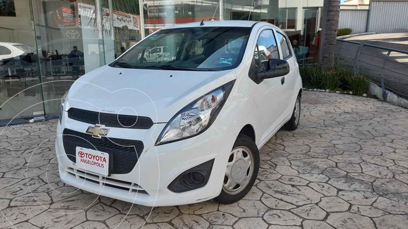 Foto Chevrolet Spark LT usado (2017) color Blanco precio $125,000