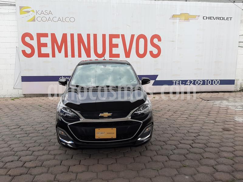 Chevrolet Spark Premier usado (2019) color Negro precio $190,000