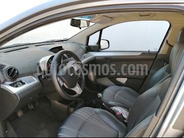 Chevrolet Spark LTZ usado (2016) color Gris Titanio precio $130,000