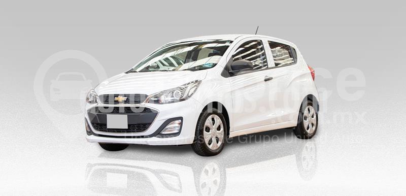 Chevrolet Spark LT usado (2019) color Blanco precio $200,000