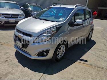 Chevrolet Spark 5p LTZ L4/1.2 Man usado (2015) color Plata precio $109,000