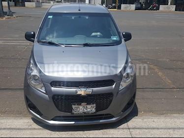 Foto Chevrolet Spark Paq B usado (2017) color Gris precio $124,000