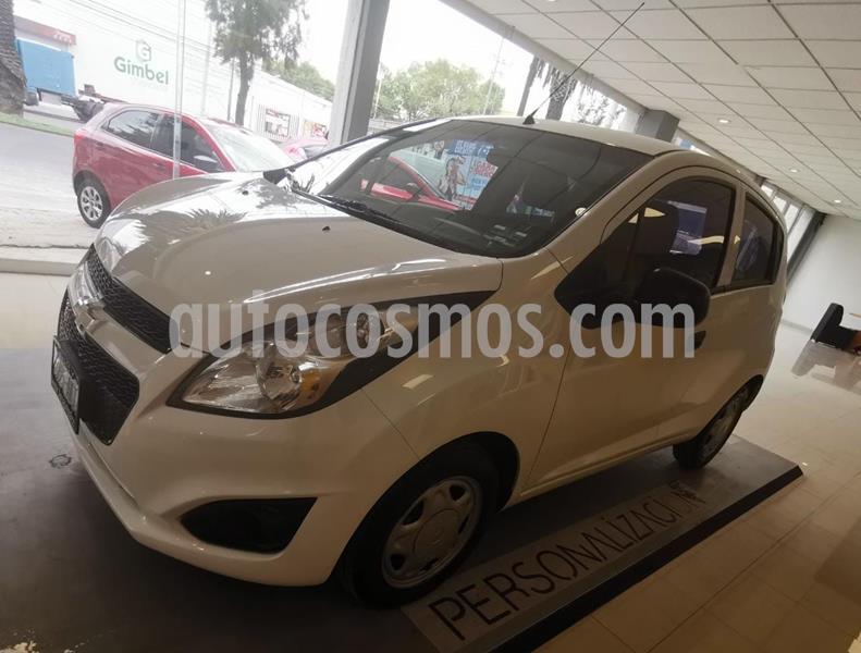 Chevrolet Spark LS usado (2014) color Blanco precio $107,125