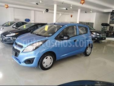 Chevrolet Spark 5p LT 1.2 5vel. a/a usado (2013) color Azul precio $93,900
