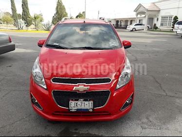 Chevrolet Spark LTZ usado (2014) color Rojo precio $115,000