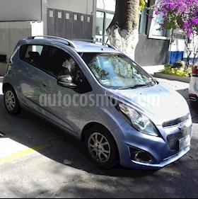 Chevrolet Spark LTZ usado (2014) color Azul Denim precio $97,000