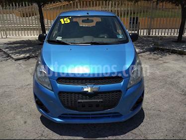 Chevrolet Spark LS usado (2015) color Azul precio $87,900
