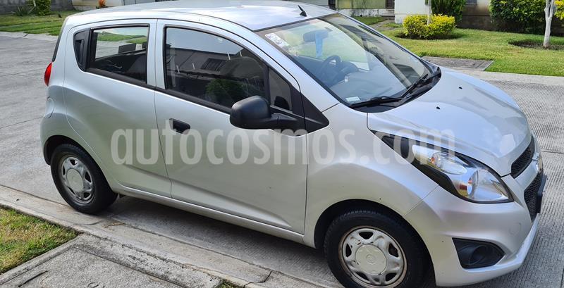 Chevrolet Spark LT usado (2013) color Plata precio $85,000