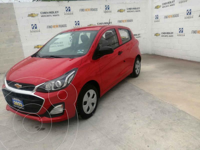 Foto OfertaChevrolet Spark LT nuevo color Rojo precio $218,800