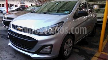 Chevrolet Spark LT CVT usado (2019) color Plata precio $164,900