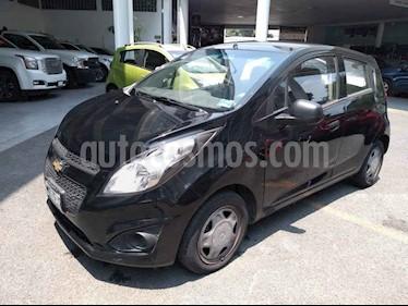 Chevrolet Spark 5p LT L4/1.4 Man usado (2016) color Negro precio $119,000