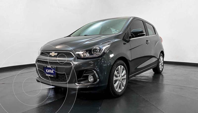 Chevrolet Spark LTZ CVT usado (2018) color Gris precio $199,999