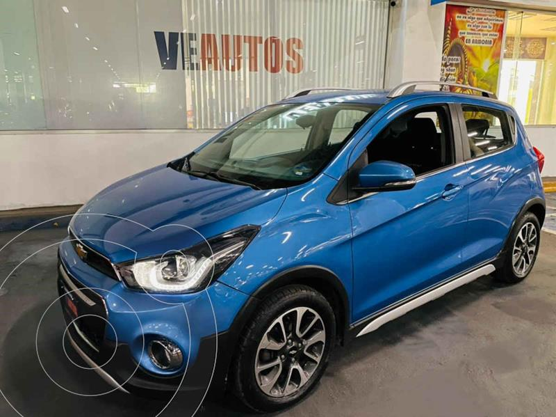 Foto Chevrolet Spark Active  usado (2018) color Azul precio $179,000