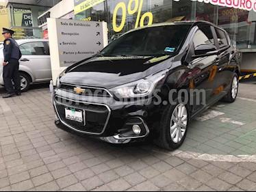 Chevrolet Spark 5p LTZ L4/1.4 Man usado (2017) color Negro precio $175,000