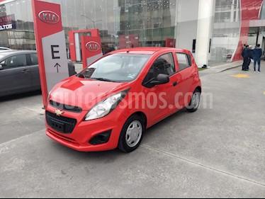 Chevrolet Spark Paq B usado (2017) color Rojo precio $114,900