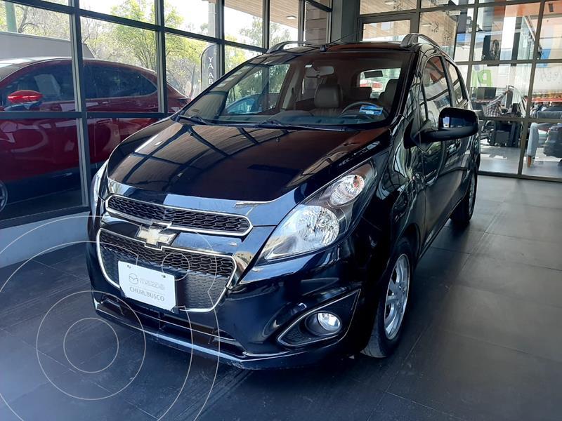 Foto Chevrolet Spark LTZ usado (2017) color Negro precio $119,000