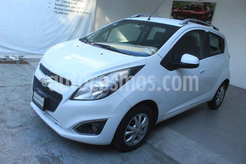 Chevrolet Spark Dot usado (2014) color Blanco precio $107,000