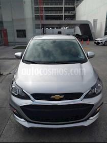 Chevrolet Spark Active usado (2019) color Plata precio $190,900
