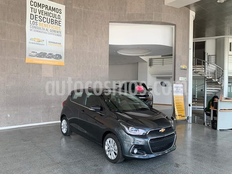 Chevrolet Spark LTZ usado (2019) color Gris precio $209,000