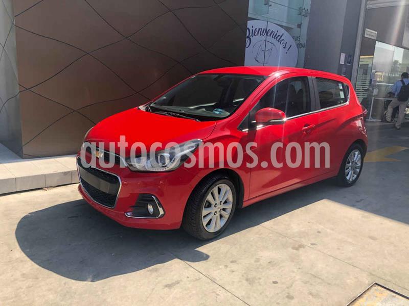 Chevrolet Spark LTZ usado (2016) color Rojo precio $155,000