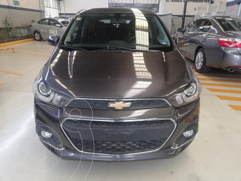 Chevrolet Spark LTZ usado (2016) color Gris precio $124,900
