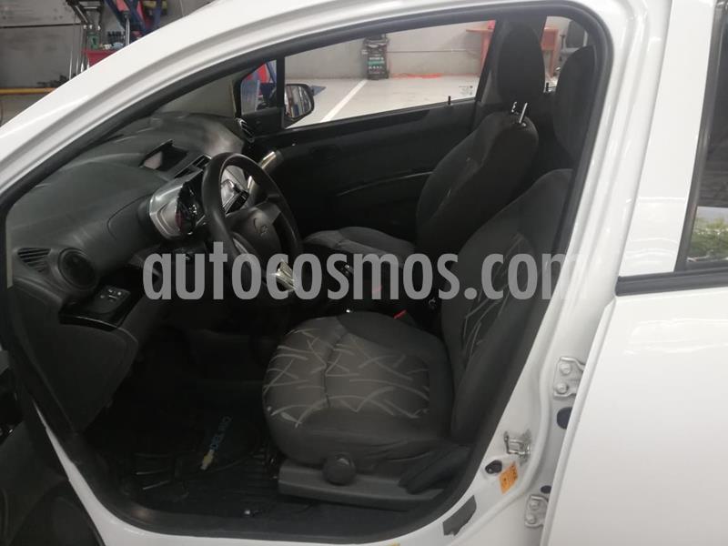 Chevrolet Spark LTZ usado (2016) color Blanco precio $100,000
