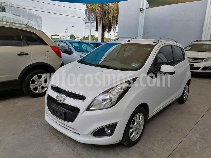 Chevrolet Spark LTZ usado (2016) color Blanco precio $125,000